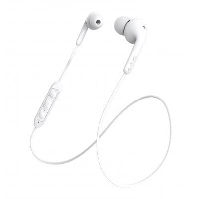 DEFUNC BT Earbud Plus Music - White Koptelefoon