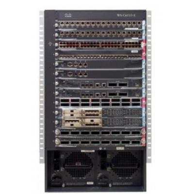 Cisco netwerkchassis: Catalyst 6513 Enhanced Chassis, 13 slots, Ref
