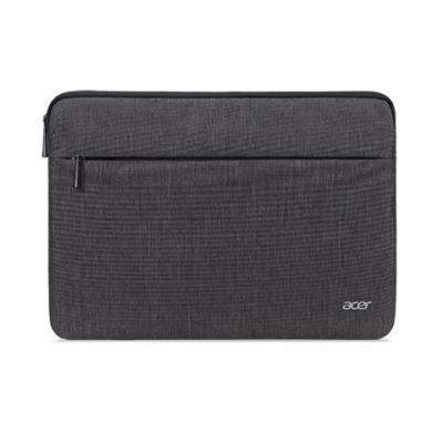 "Acer laptoptas: 39.624 cm (15.6"") Protective Sleeve Grijs"