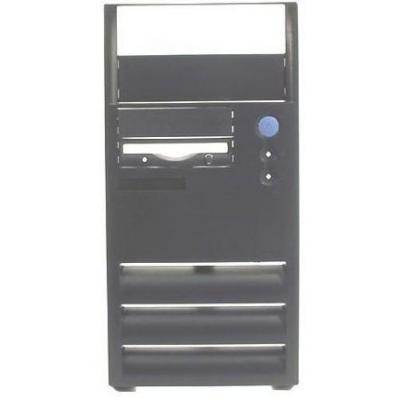 Hp Computerkast onderdeel: Front Bezel Assembly without USB Port Access Hole For Business Desktop D300 V Minitower .....