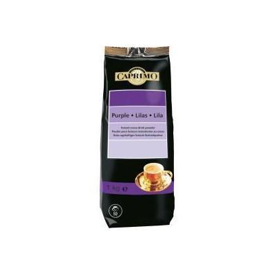 Caprimo koffie: Purple instant chocodrink 10x1000 gram