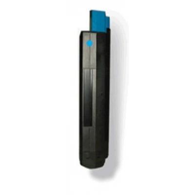 Olivetti B0483 -, 11500 pages, Cyan Toner - Cyaan