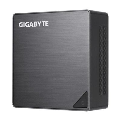 Gigabyte SO-DDR4 M-DP+M2+GLN+WIFI+USB3.1 IN Barebone - Zwart
