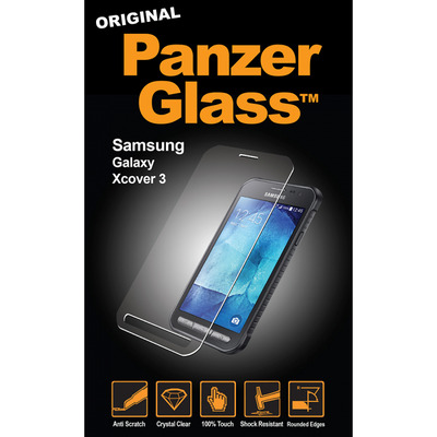 PanzerGlass Samsung Galaxy Xcover 3 Standard Fit Screen protector - Transparant