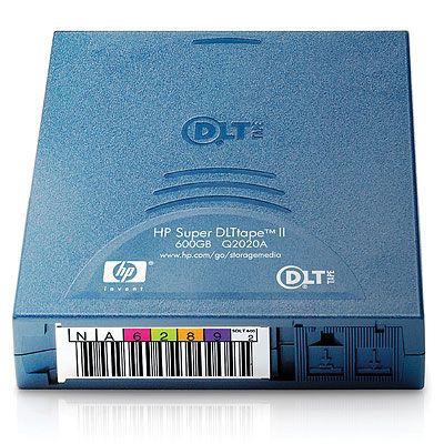 Hewlett Packard Enterprise Q2020AL lege datatapes