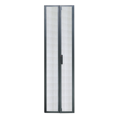 APC NETSHELTER VX-VS 42U SPLIT REAR DOORS 600MM WIDE BLACK Rack toebehoren