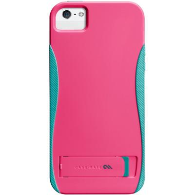 Case-mate Pop! iPhone 5 Mobile phone case - Blauw,Roze