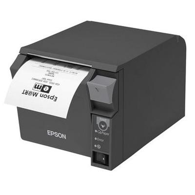 Epson pos bonprinter: TM-T70II - Zwart