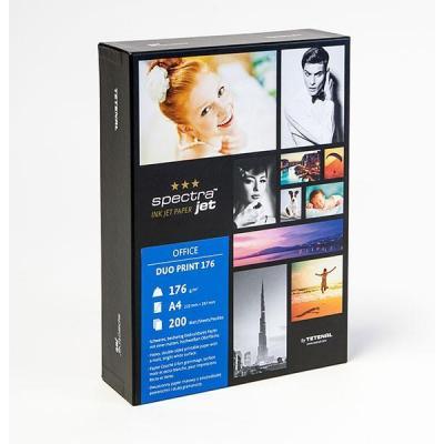 Tetenal fotopapier: SpectraJet Duo Print Paper 176gsm A4 200 sheets