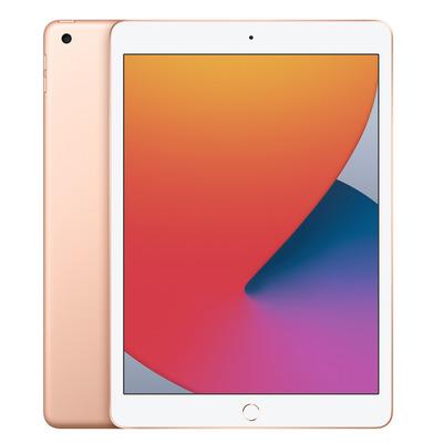 Apple iPad (2020) Wi-Fi 32GB 10.2 inch Gold Tablet - Goud