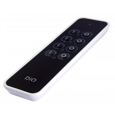 Dio afstandsbediening: Afstandsbediening 3 kanalen - Zwart, Wit