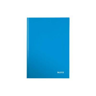 Esselte schrijfblok: Leitz WOW Hardcover A5 - Blauw