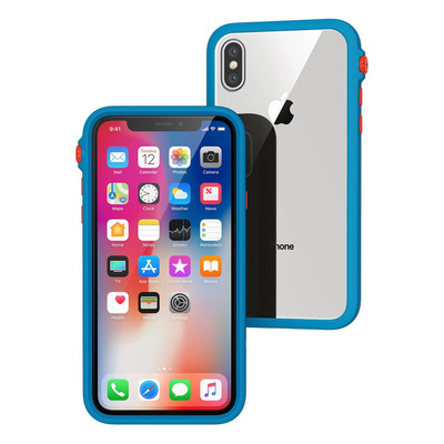 Catalyst Lifestyle CATDRPHXTBFC Mobile phone case - Blauw, Rood