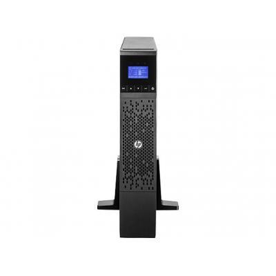 Hewlett packard enterprise UPS: R/T3000 G4 High Voltage INTL Uninterruptible Power System - Zwart
