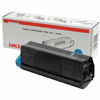 OKI cartridge: Cyan Toner Cartridge 1500sh f C3200 - Cyaan