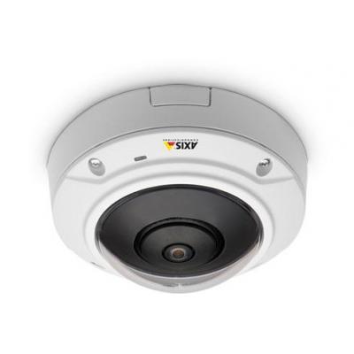 Axis beveiligingscamera: M3007-PV - Wit