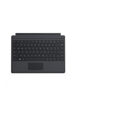 Microsoft mobile device keyboard: Surface 3 Type Cover - Zwart, QWERTY