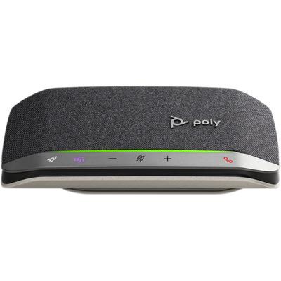 POLY Sync 20, Microsoft, USB-A Telefoonspeaker - Zwart, Zilver