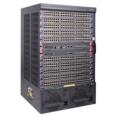 Hewlett packard enterprise netwerkchassis: 7510 Switch Chassis