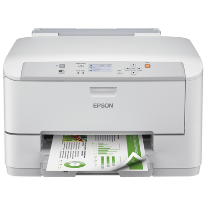 Epson WorkForce Pro WF-5190DW Inkjet printer - Zwart, Cyaan, Magenta, Geel