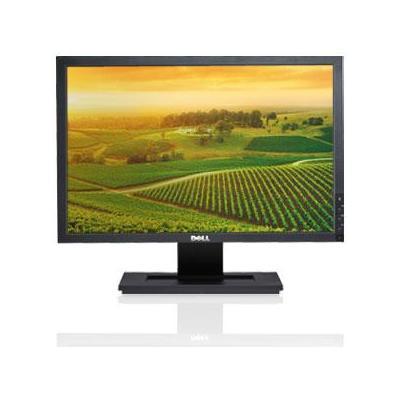 DELL monitor: E1909W - Zwart (Refurbished LG)