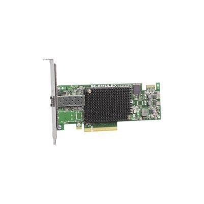 Broadcom PCIe 3.0 x8 1600Mb/s, SFP+ Netwerkkaart - Zwart, Groen, Grijs