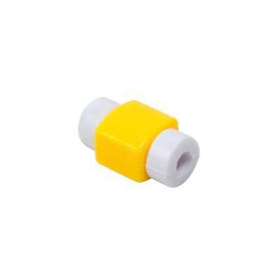 LogiLink USB cable hood protection Kabelklem - Geel