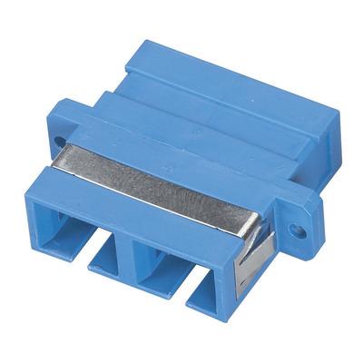 Black Box Single-Mode Fibre Optic Couplers Fiber optic adapter - Blauw