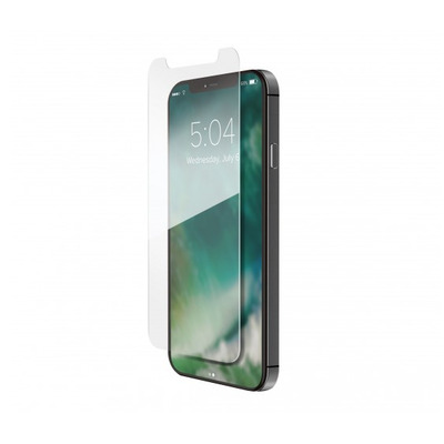 Xqisit Tough Glass Case Friendly Screen protector - Transparant