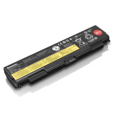 Lenovo batterij: ThinkPad 57+ - Zwart