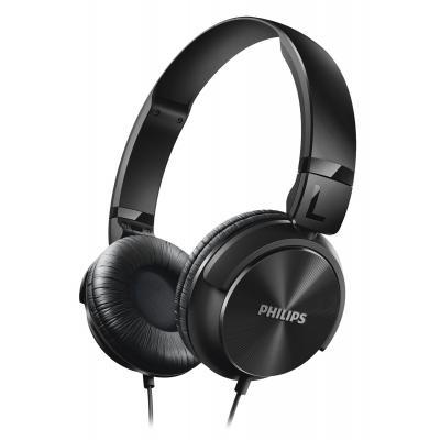 Philips koptelefoon: Hoofdtelefoon SHL3060BK/00 - Zwart