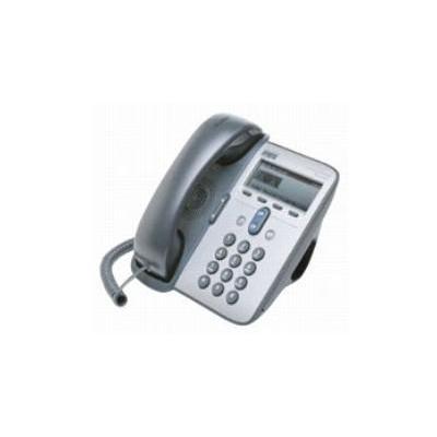 Cisco IP telefoon: 7912G - Grijs (Open Box)