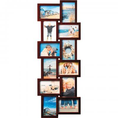 Henzo Holiday Gallery 12x Fotolijst - Bruin