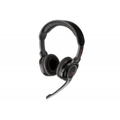 Trust headset: GXT10 Gaming Headset - Zwart