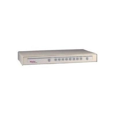 Raritan CompuSwitch 8 Port Rack Mount KVM switch - Grijs