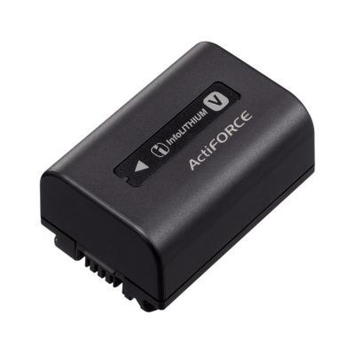 Sony batterij: NP-FV50 - 6.8V, 7.0Wh, 1030mAh - Zwart