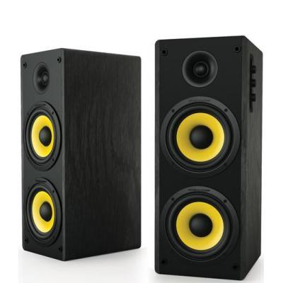 Thonet & vander Speaker: Hoch - Zwart, Geel