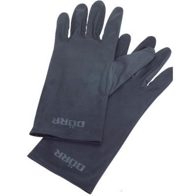 Dörr Microfibre gloves, L Reinigingskit - Zwart