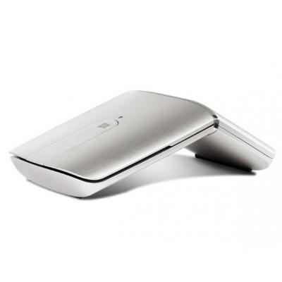 Lenovo computermuis: YOGA Mouse (Silver) - WW - Zilver