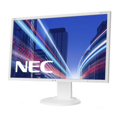NEC MultiSync E223W Monitor - Wit