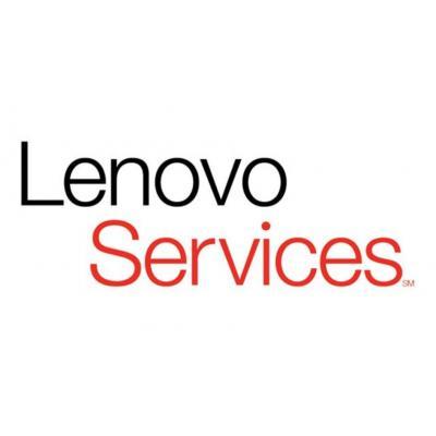 Lenovo garantie: 3 years, 24x7, 4 hour