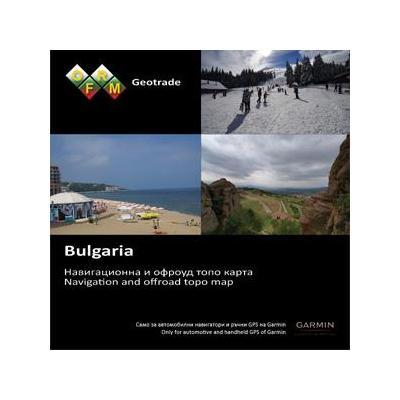 Garmin : OFRM Geotrade - TOPO Bulgaria