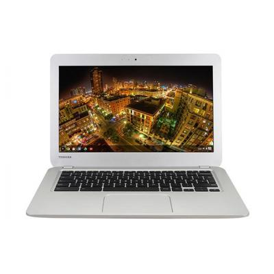 Toshiba laptop: Chromebook CB30-102 - Zilver (Refurbished LG)