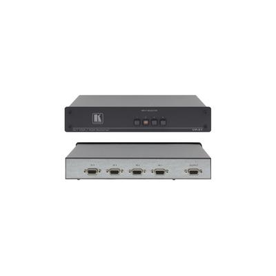 Kramer Electronics Kramer VP-41 Switcher Video switch - Grijs