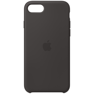 Apple Siliconenhoesje voor iPhone SE - Zwart Mobile phone case
