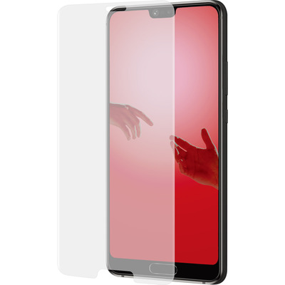 Azuri Curved Tempered Glass RINOX ARMOR - transparent - Huawei P20 Pro Screen protector - Transparant