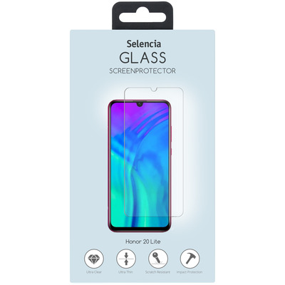 Gehard Glas Screenprotector Honor 20 Lite - Screenprotector Mobile phone case