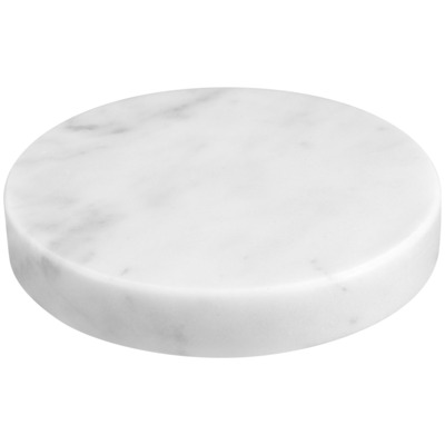Sandberg Marble Stone Charger White Oplader - Wit