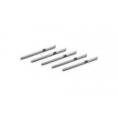 Wacom input device: Intuos 5 Penseel-penpunten grijs voor Intuos4