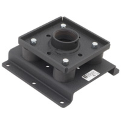 Chief Structural Ceiling Plate - Zwart